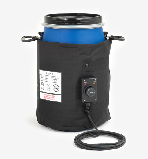 HISD - Side Drum Heater