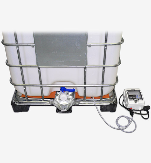IBC/A - Container Base Heater